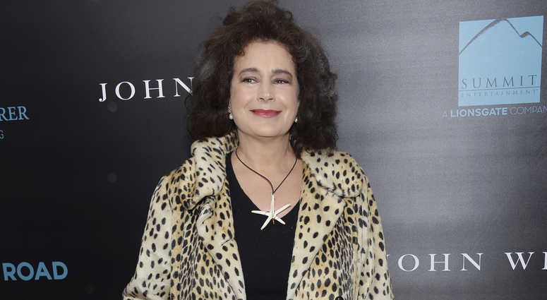 "Sean Young attends a special screening of ""John Wick"" at the Regal Union Square in New York."