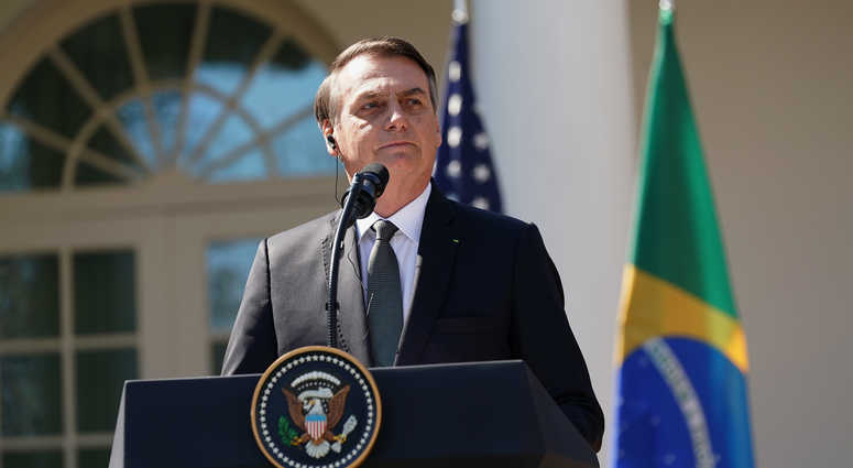 Natural History Museum backs out of event honoring Brazilian president after pressure from GLAAD, others