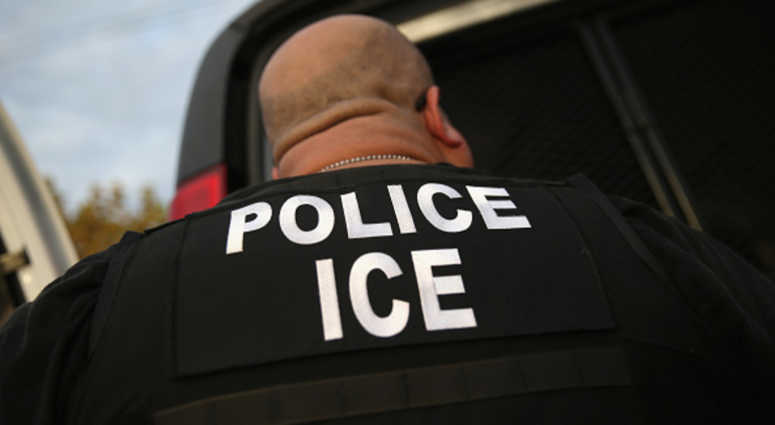 ICE Agent, file image.