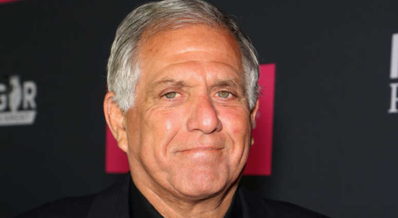 CBS Chief Executive Officer Leslie Moonves