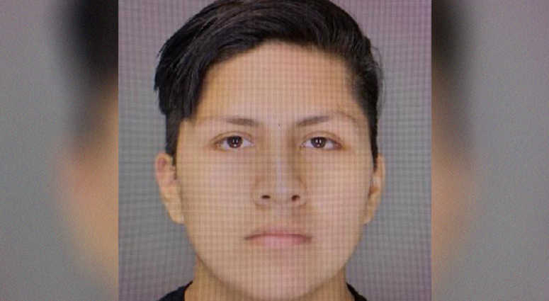 Cops say Kevin Chavez made an online threat against a high school party with an air rifle resembling an AR-15.