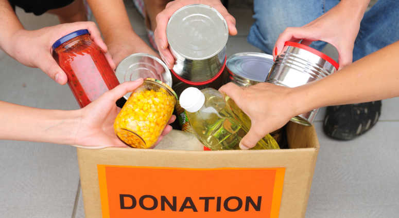 Food donations file