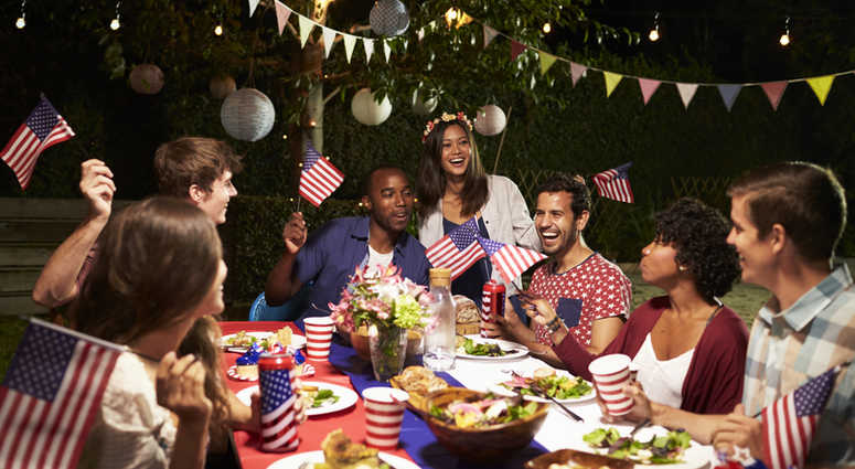 July 4th Party