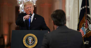 CNN sues White House over Jim Acosta's credentials
