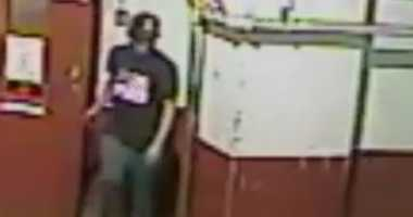Cops are looking for a guy who allegedly groped a woman in a Bronx apartment building.
