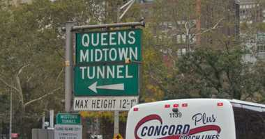 Work On NYC Tunnels Complete 6 Years After Sandy