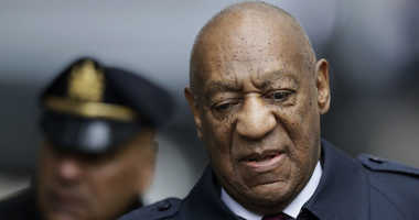 Bill Cosby arrives for his sexual assault trial, Wednesday, April 25, 2018, at the Montgomery County Courthouse in Norristown, Pa
