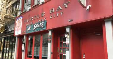 Cops say a fight over a woman led to bloodshed at Turtle Bay.