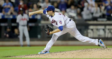 Mets' Jacob deGrom gets Cy Young Award with record-low wins