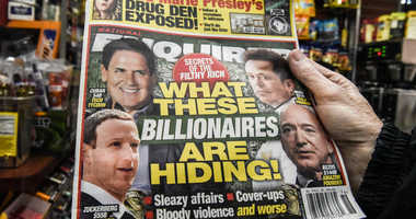 Sold! National Enquirer being sold to CEO of Hudson News