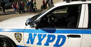 NYPD squad car, file image.