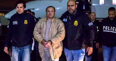 Judge denies request to move US trial for 'El Chapo'