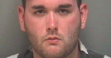 This undated file photo provided by the Albemarle-Charlottesville Regional Jail shows James Alex Fields Jr., accused of plowing a car into a crowd of people protesting a white nationalist rally in Charlottesville, Va.