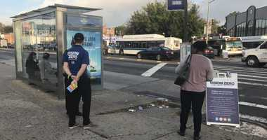A rash of pedestrian deaths has prompted a makeover on a stretch of Northern Boulevard.