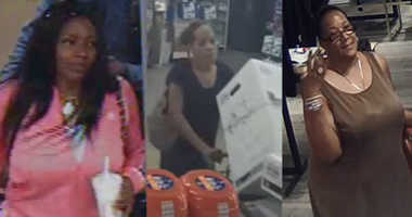 Wanted: 3 women accused of using stolen credit cards in shopping sprees