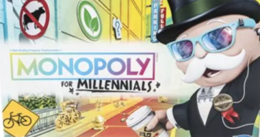 New Monopoly game takes aim at millennials