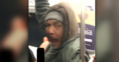 Subway grope suspect sought