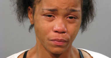 Shaquay Minter is accused of running her mother over after a dispute got out of hand.