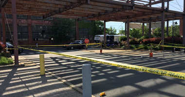 Multiple people were wounded early Sunday, June 17, 2018, when shooting broke out at the Art All Night festival in Trenton, New Jersey, early Sunday.