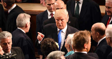 President Trump state of the union