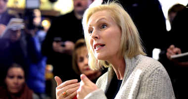 Gillibrand, in Iowa, highlights family and children issues