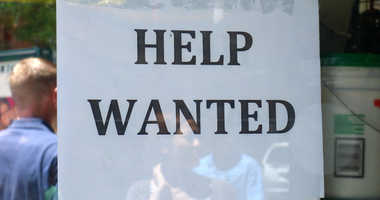 Help Wanted Sign, File