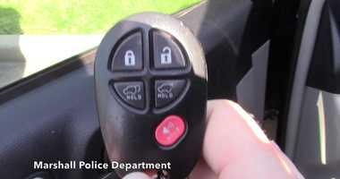How To Lock Your Doors - Marshall Police Department | 1010 WINS