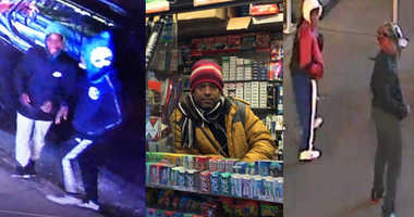 Midtown newsstand thefts