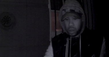 Police are looking for a this man in connection with a series of burglaries in Greenwich Village.