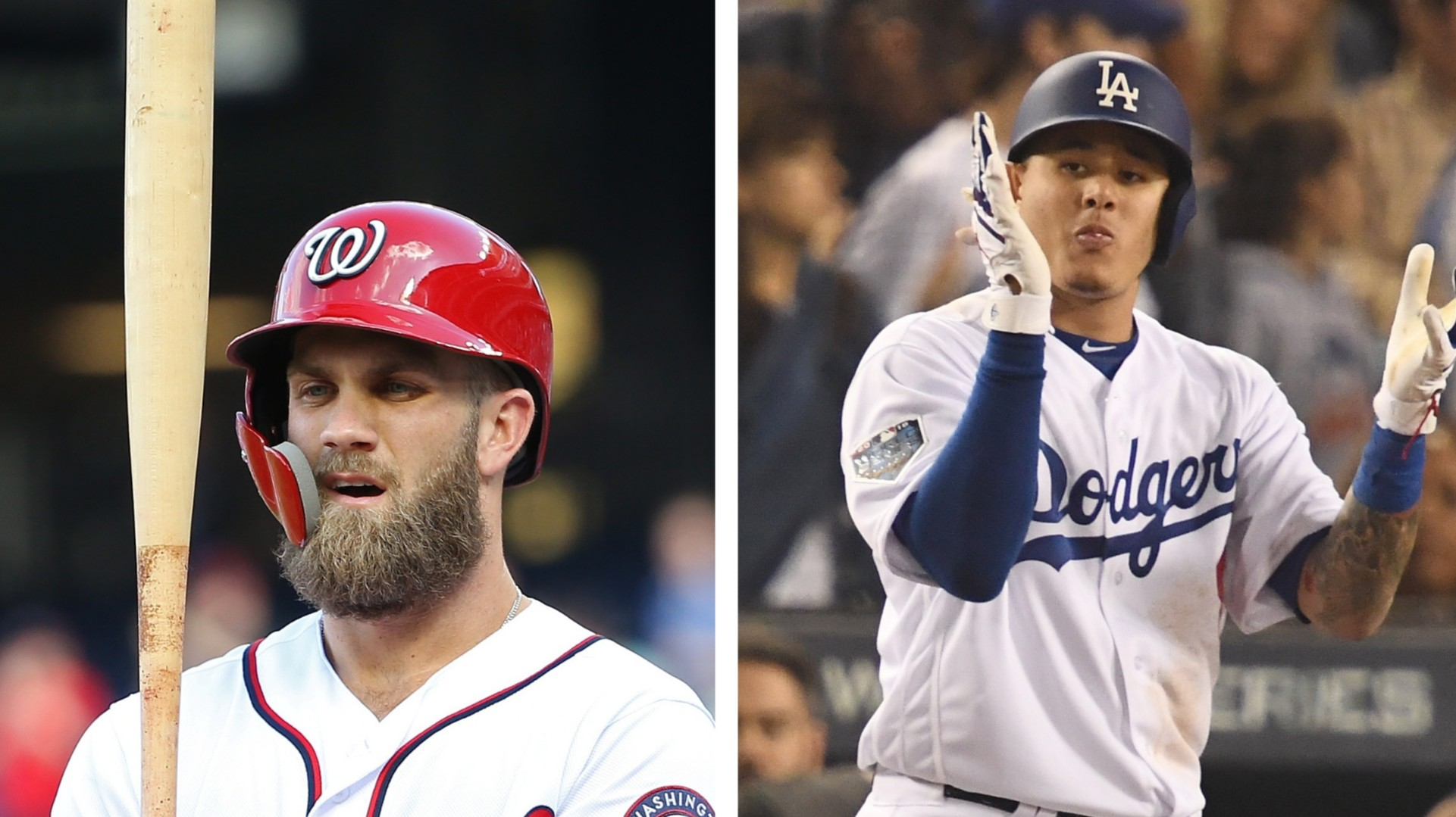 Report: Phillies will not sign both Harper and Machado