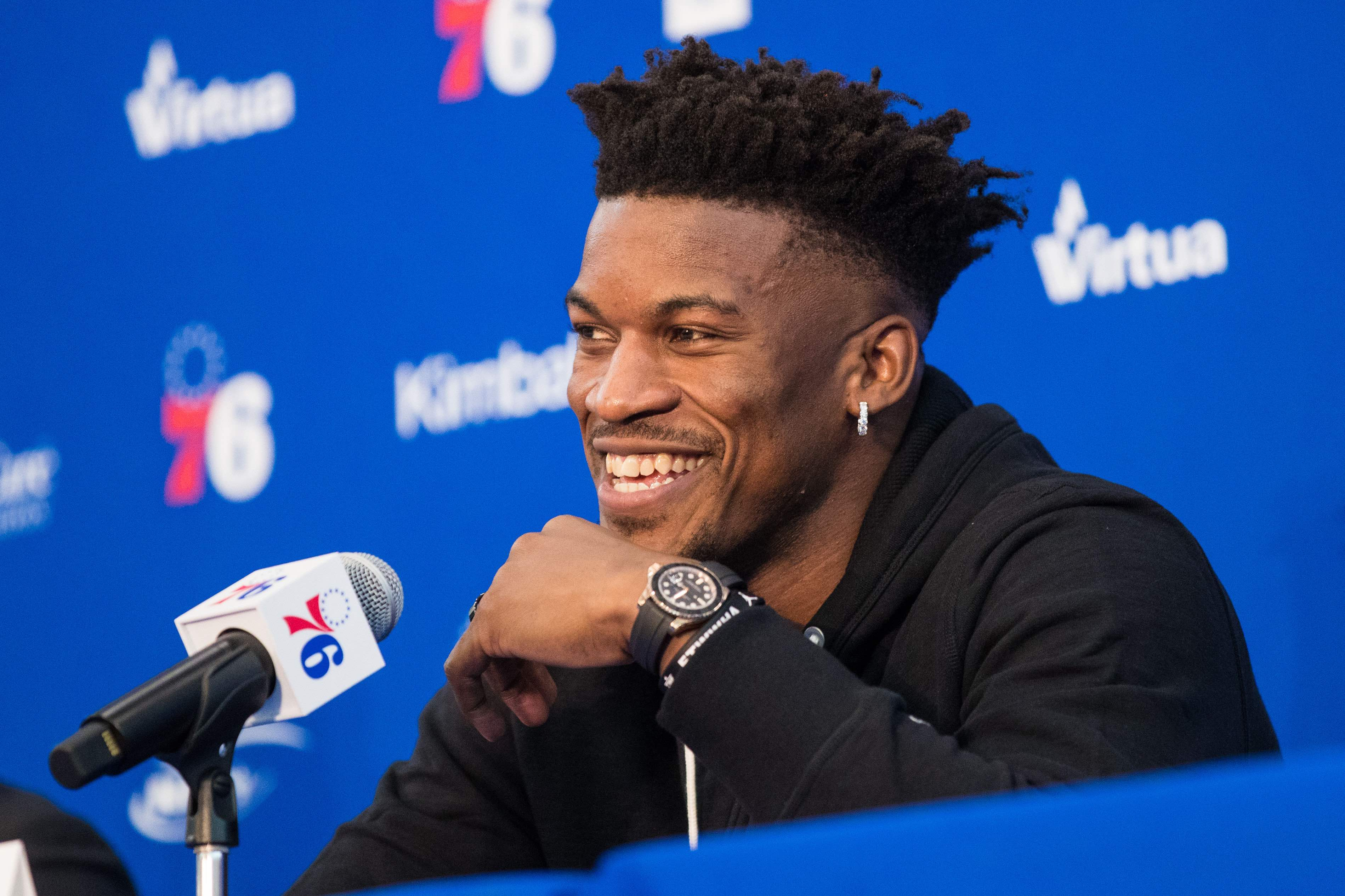 Sixers Cap Space Analysis After Jimmy Butler Trade 94 Wip