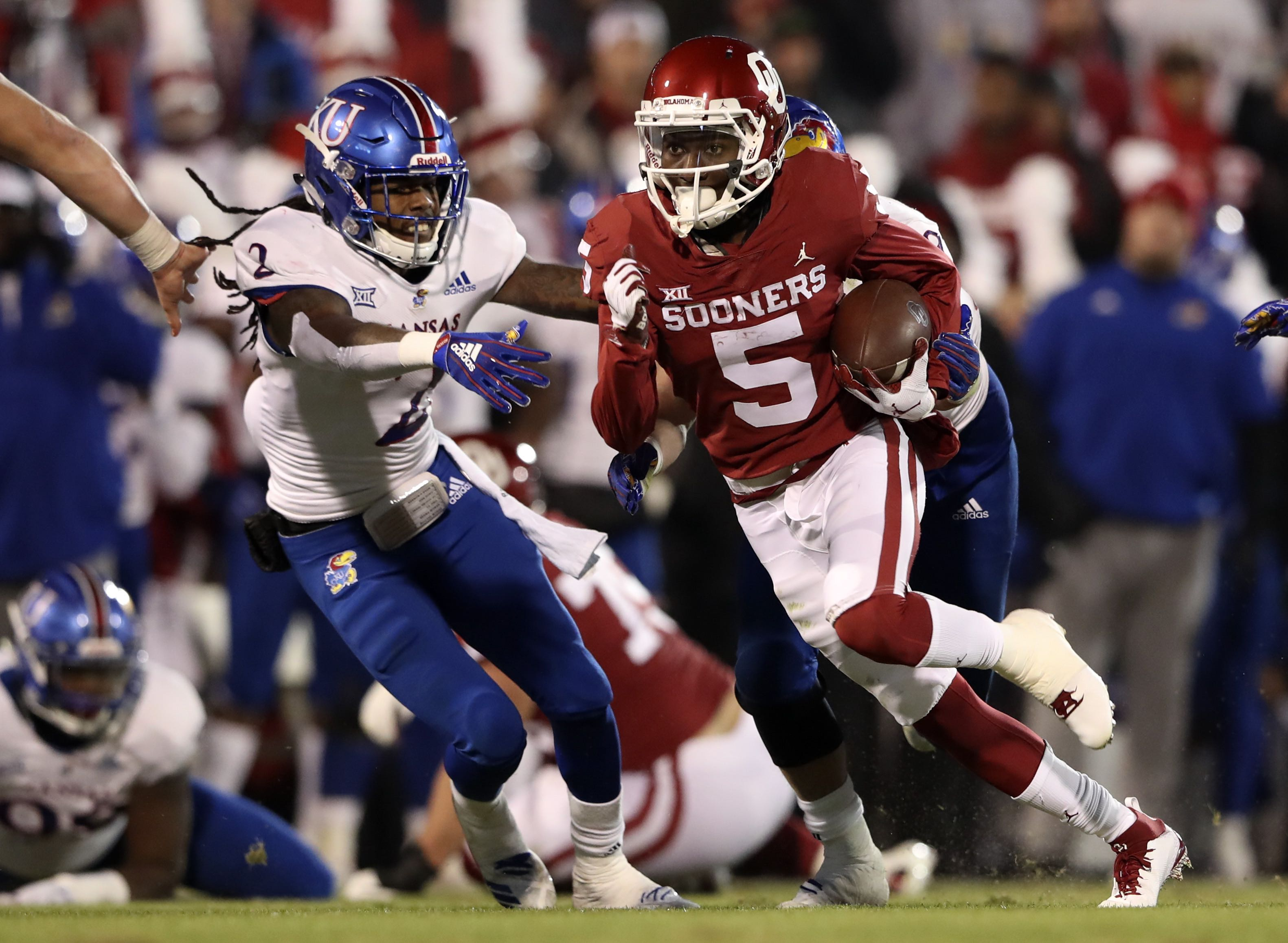 NFL Draft  Speed receivers the Eagles could target  85aaa16cc
