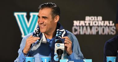 Jay Wright smiling