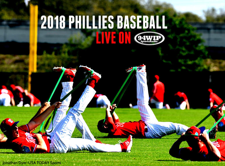 Phillies Baseball 94WIP