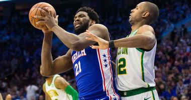Embiid turns in MVP performance in Sixers win