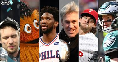 2018 Philly Sportsperson of the Year