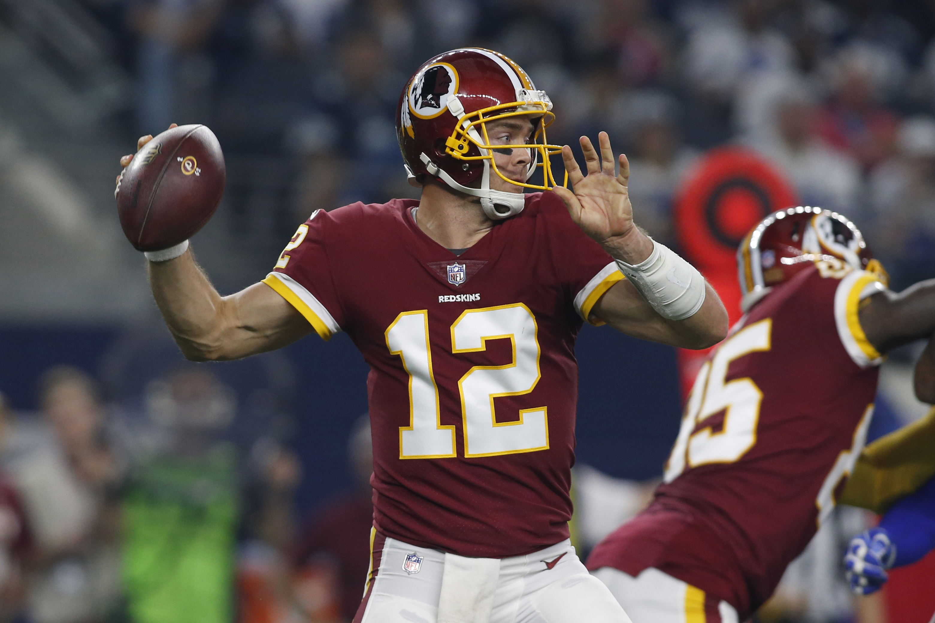 Craig Hoffman  Redskins  Colt McCoy will be starting quarterback in 2019  44265a302