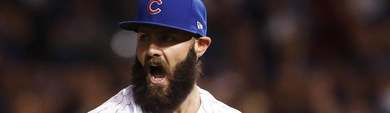 Heyman: Nats Favored to Win Jake Arrieta Sweepstakes