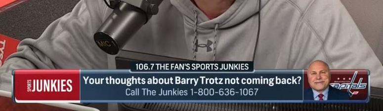 The Junkies React To Sudden Trotz Resignation
