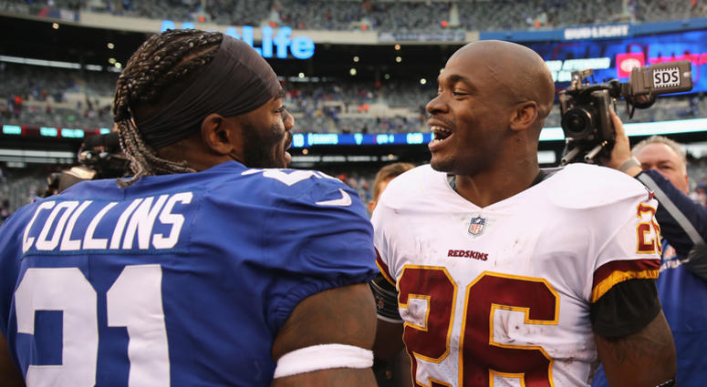 Collins makes perfect sense for Redskins, if he reaches free agency