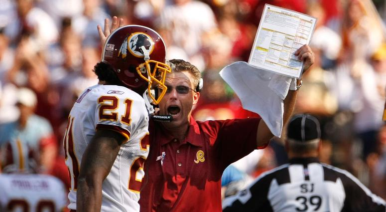 Redskins and Gregg Williams would be all fireworks