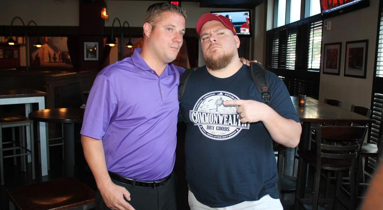 Chad Dukes vs. The World joins listeners at William Jeffery's Tavern in Arlington, VA.