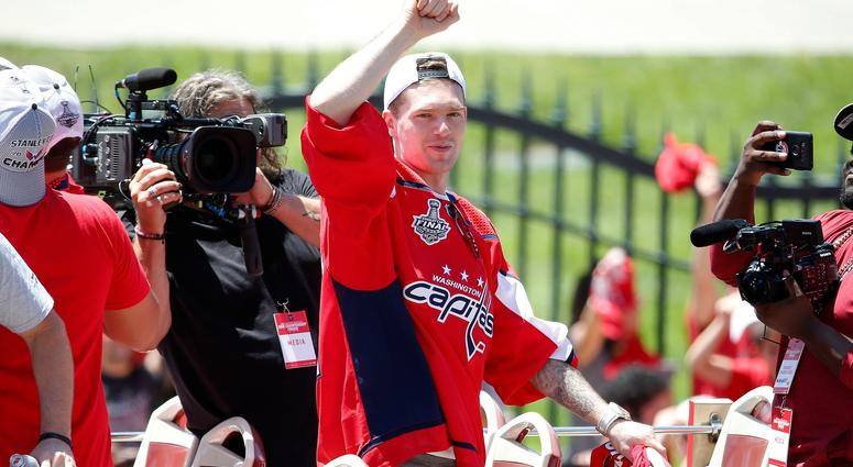 Capitals Victory Parade - Photos