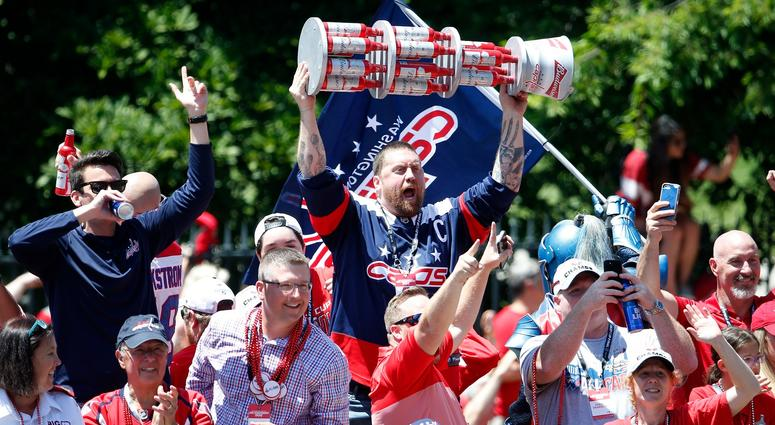 Capitals Victory Rally and Parade - Photos