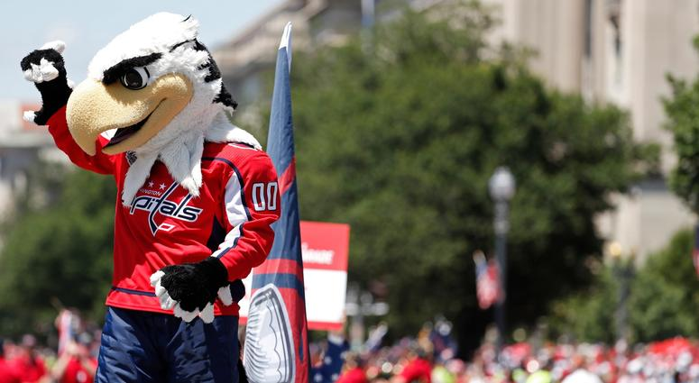 Capitals Celebration Rally and Parade - Photos