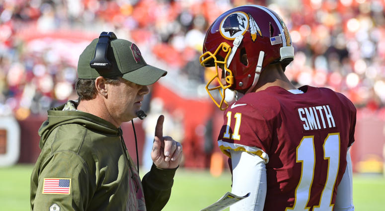 33c3769a59e Collapse  Timeline of the 2018 Redskins  demise