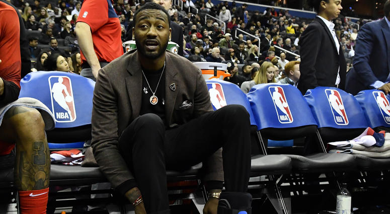 John Wall ruptures Achilles recovering from season-ending heel surgery