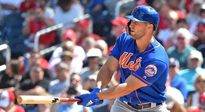 New York Mets prospect Tim Tebow will start year minors.