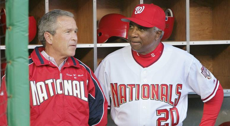 Frank Robinson, Nats' first skipper and MLB's first African-American manager, dead at 83