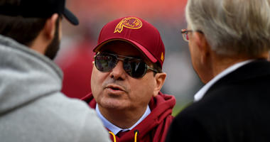 Dukes: Dan Snyder needs to publicly apologize to Redskins fans